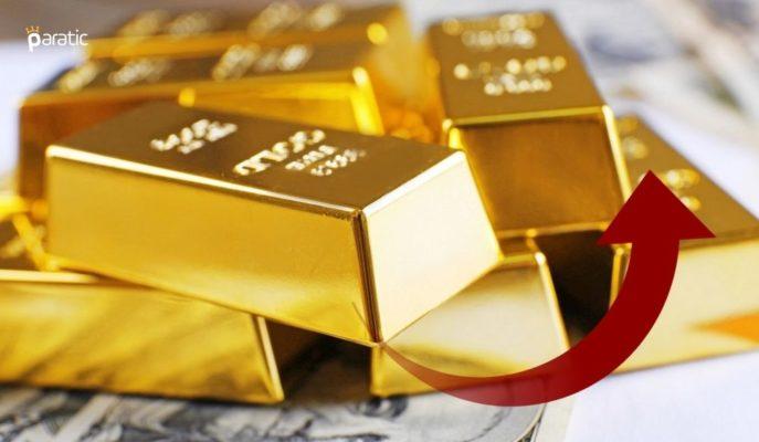 Ons Altın 1735 Dolar ile Seansın En Yükseğinden İşlem Görüyor