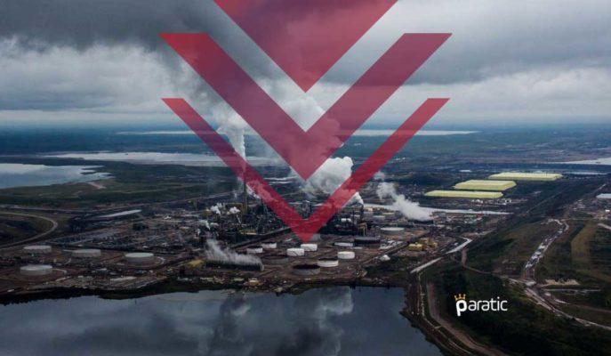 Petrol, Arz Artışına İşaret Eden Kararlarla Sert Düşüyor