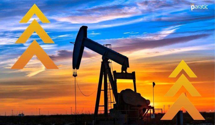 Petrol, Çin Ekonomisindeki Büyümeyle Bir Haftanın En Yükseğine Çıktı