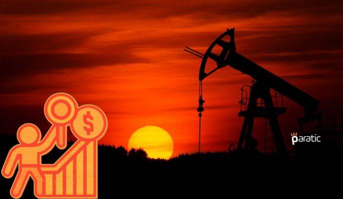 Petrol Fiyatları Artan Taleple Desteklenirken %4'e Yakın Yükseldi