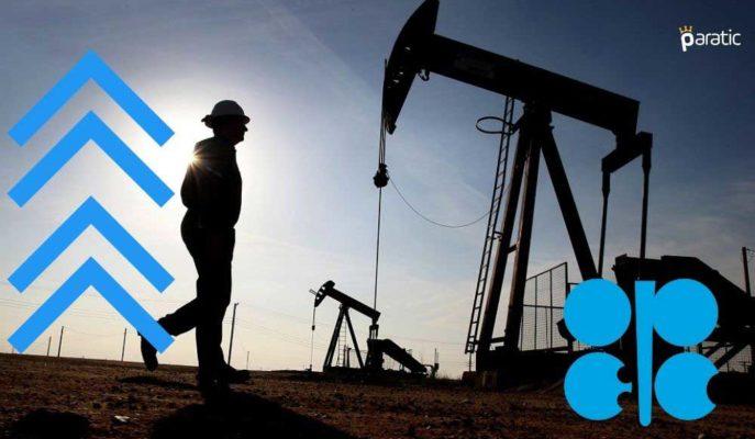 Petrol Fiyatları OPEC'in Talep Beklentisindeki Artışla %1'den Fazla Yükseldi