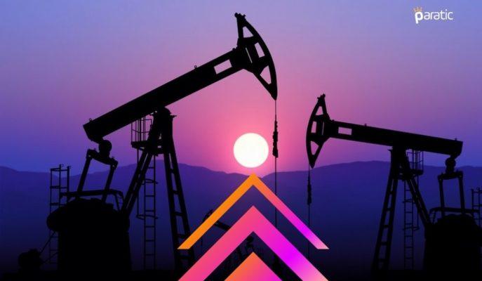 Petrol %2 Artışla Dünkü Kayıplarını Telafi Etmeye Çalışıyor