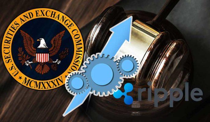 Ripple, SEC Davasına Rağmen Yükselişini Hızlandırarak Meydan Okudu