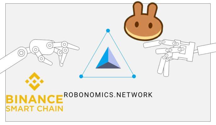Robonomics Network (XRT) Binance Smart Chain ve PancakeSwap'a Geçiyor