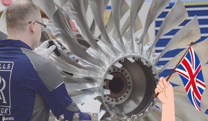 Rolls-Royce Hisseleri İngiliz Göstergesi FTSE 100'ün Yıldızı Oldu