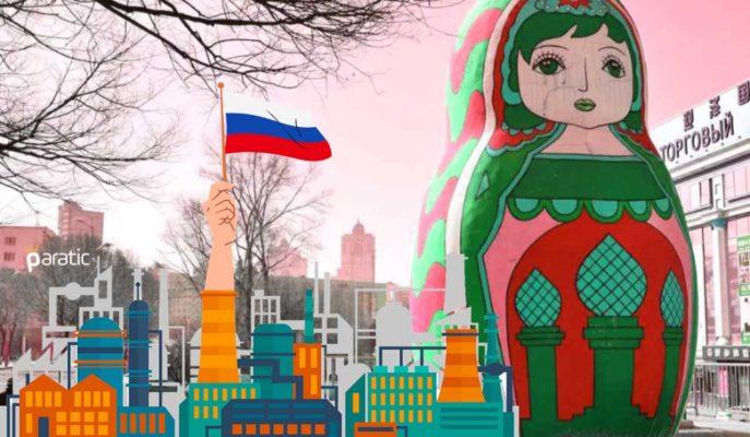 Rusya İmalat Sektörü Sınırlı Bir İyileşmeye İşaret Ediyor