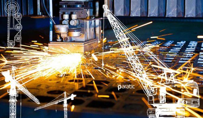 Sanayi Üretimi Şubat Ayında Yıllık Bazda %8,8 Arttı