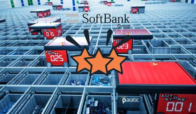 Softbank, Robotik Firması AutoStore'un %40'ını Satın Aldı