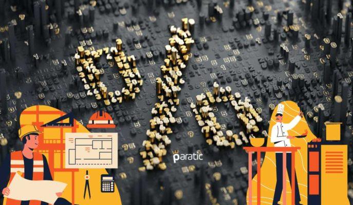 Şubat'ta Ciro Sanayide %37,7 Artarken, Hizmette %11,3 Yükseldi