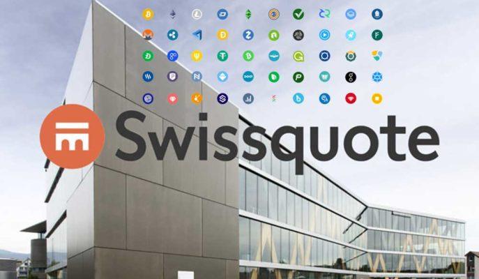 Swissquote Bank Europe, Cardano Uniswap ve Bazı Altcoinleri Destekleyecek