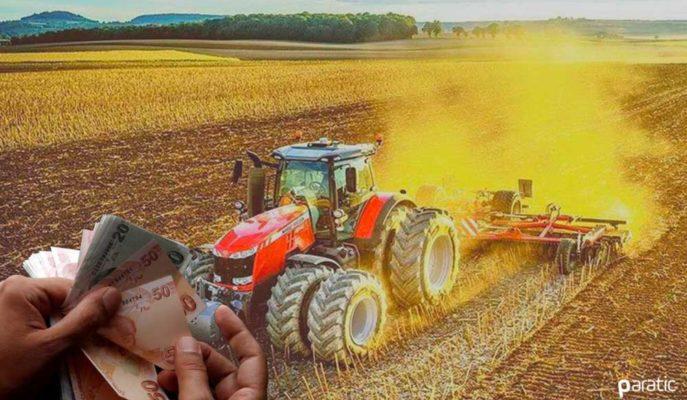 Tarım-ÜFE Mart'ta Aylık Bazda %2,52 Arttı