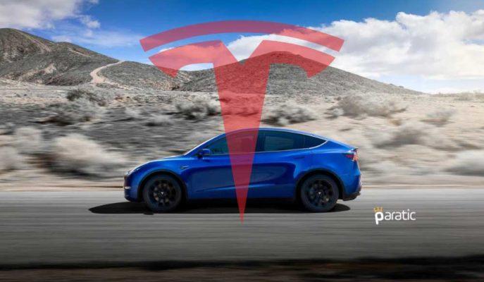 Tesla İlk Çeyrekte 180.338 Araç Üretirken Beklentileri Karşıladı