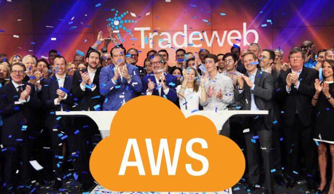Tradeweb Hizmet İyileştirmesi için AWS ile İş Birliği Yapıyor
