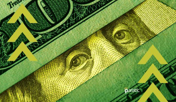 TÜFE ve ÜFE Sonrası Dolar 8,20 Liranın Altındaki Seyrini Korudu