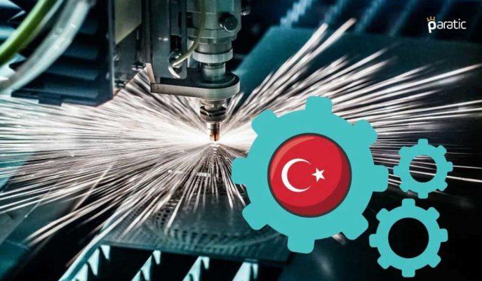 Türkiye İmalat PMI Mart'ta 52,6'ya Yükseldi