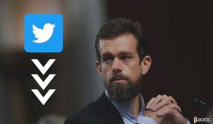 Twitter Hisseleri 1Ç21 Raporuyla 3 Ayın En Düşüğüne Geriledi