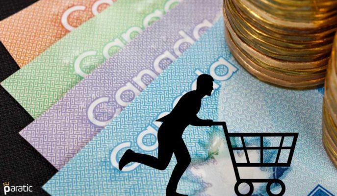 USD/CAD Kanada Enflasyonu Sonrası 3 Haftanın Yükseğini Gördü