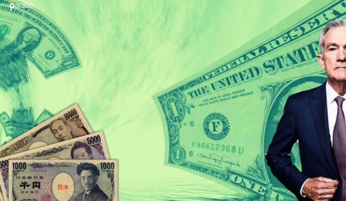 USD/JPY FED Öncesi 7 Haftanın Düşük Seviyelerinden Toparlanıyor