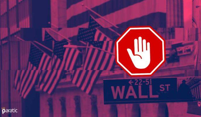 Wall Street Rekorların Ardından Nisan'ın Son Gününe Ekside Başladı
