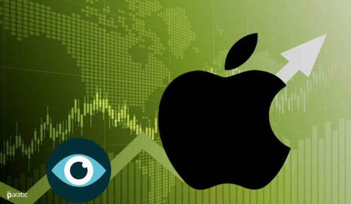Yeni Gizlilik Bildirimi Açıklayan Apple Hisseleri Yönünü Yukarı Çevirdi