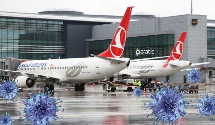 Türk Hava Yolları Payları Yeni Kısıtlamaların Etkisiyle Kayıplarını Artırıyor