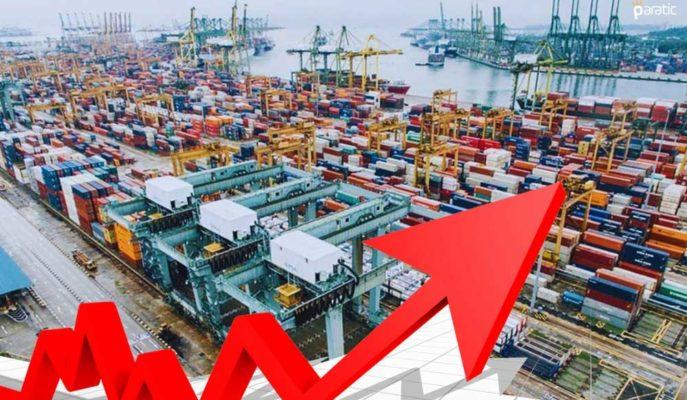 Yurt Dışı Üretici Fiyat Endeksi Mart'ta Yıllık %33,19 Arttı