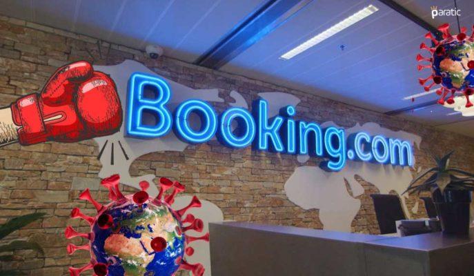 1Ç21 Geliri %50 Azalan Booking Hisseleri 6 Haftanın Düşüğüne Geriledi
