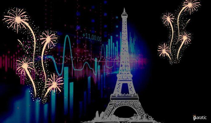 6496 Puanı Gören Fransız Borsa Endeksi Mayıs Sonunda Yeni Rekor Kaydetti