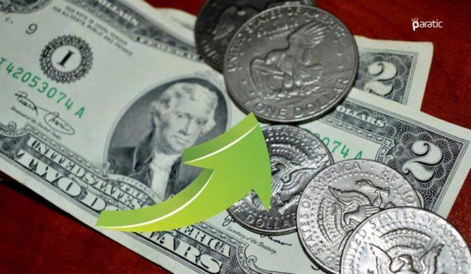 8,40 Sınırında Gezinen Dolar, Lira Karşısında %0,5 Artıda