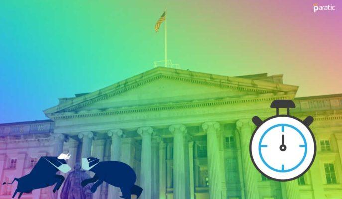 ABD Gösterge Tahvil Getirisi 2 Haftanın Yükseğinden Uzaklaşıyor