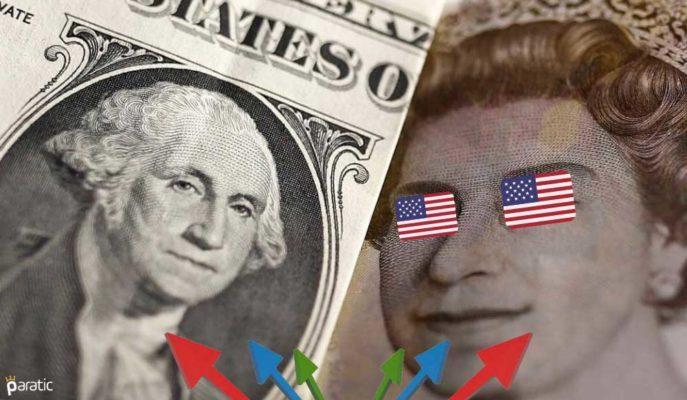ABD Tarım Dışı İstihdamı Bekleyen GBP/USD 1,40 Altında Seyrediyor