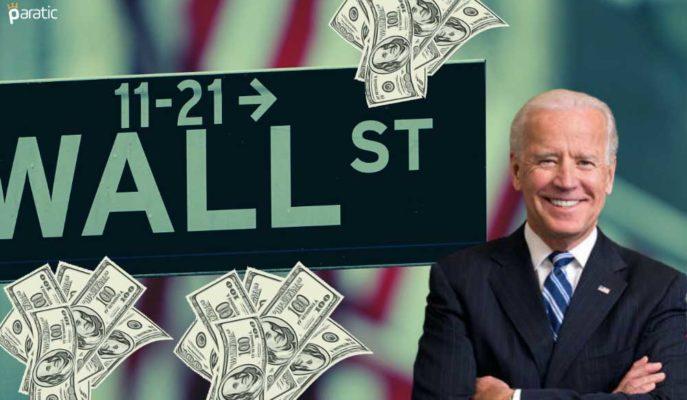 ABD Vadelileri 6 Trilyon Dolarlık Harcama Planı ve Güçlü Verilerle Pozitif