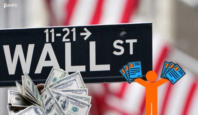 ABD Vadelileri İşsizlik Başvuruları ve GSYİH Öncesi Negatif