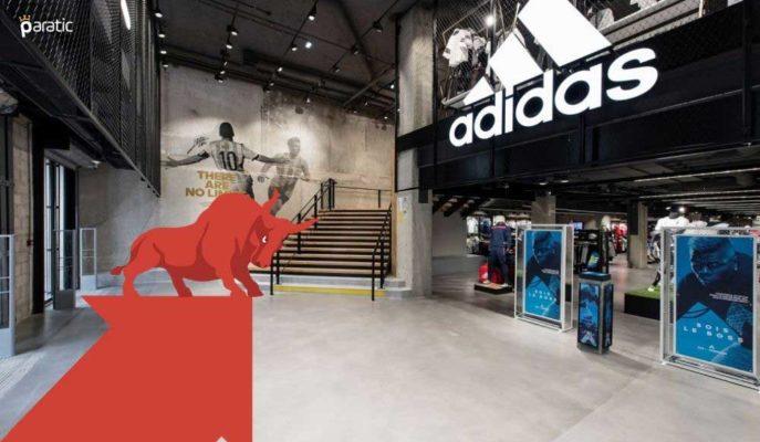 2021'in İlk Çeyreğinde Gelirini %20 Artıran Adidas Hisseleri %8 Primlendi