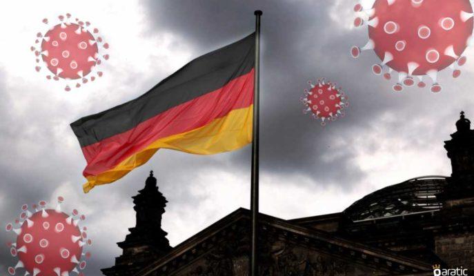 Alman ZEW Ekonomik Duyarlılık Endeksi Mayıs'ta 84,4'e Yükseldi