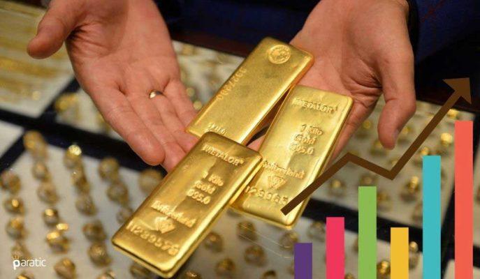 Altın Fiyatları ABD İstihdamı Sonrası Başlattığı Yükselişini Sürdürüyor