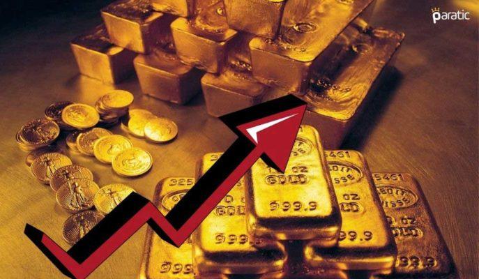 Altın Fiyatları Haftaya Yükselişle Başladı, Gramı 503 TL'yi Gördü
