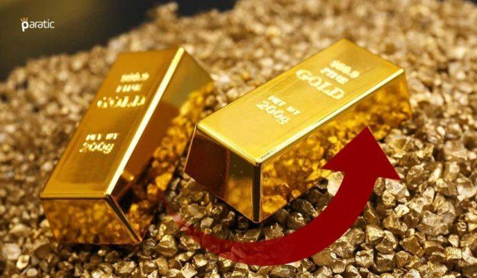 Altının Ons Fiyatı 1791 Dolar Üzerinden İşlem Görüyor