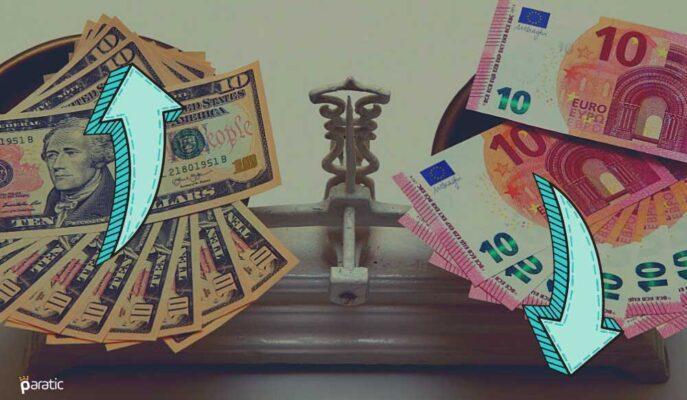 Aşağı Yönlü Düzeltme Beklenen EUR/USD Alman TÜFE'ye Tepki Vermedi
