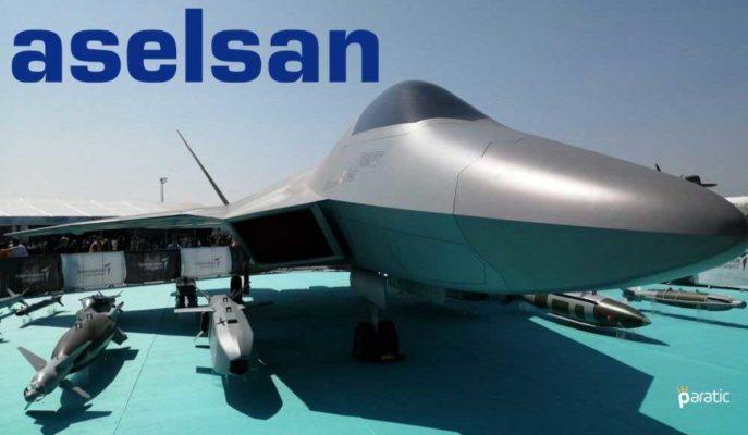 Aselsan Hisseleri Milli Savaş Uçağı Gelişmesiyle Pozitif Seyrediyor