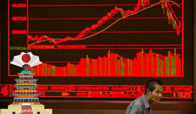 Asya Piyasaları Gerilerken, En Fazla Kayıp Japonya'da Gerçekleşti