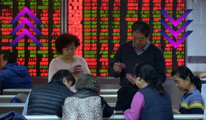 Asya Piyasaları Veri Akışının Sakin Olduğu Hafta Başında Karışık Seyrediyor