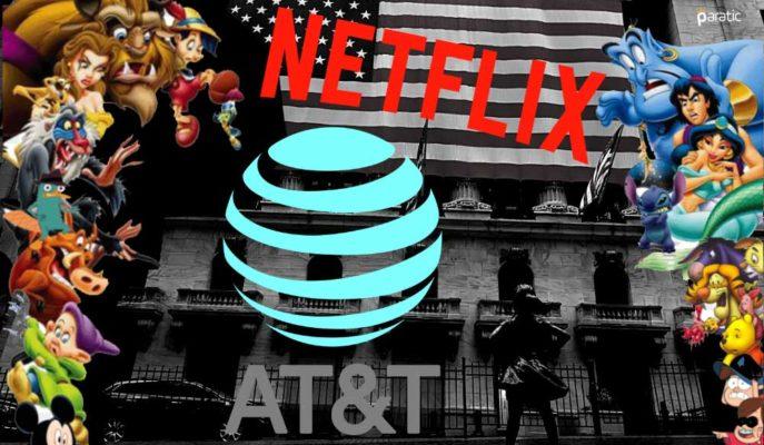 AT&T'nin Discovery Hamlesi, Devlerin Hisselerini Hareketlendirdi
