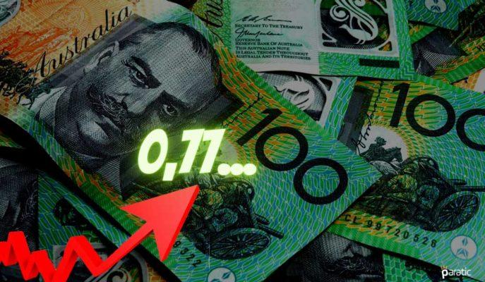 AUD/USD Karışık Avustralya İş Rakamlarına Rağmen Artıda