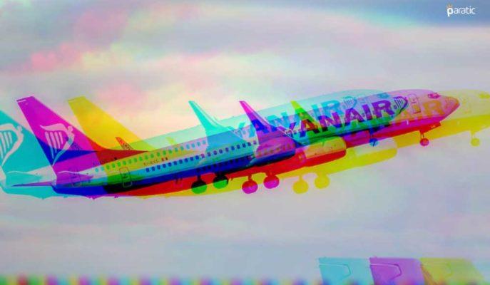 Avrupalı Havacılık Devi Ryanair Rekor Zarar Açıklarken Hisseler Yükseliyor