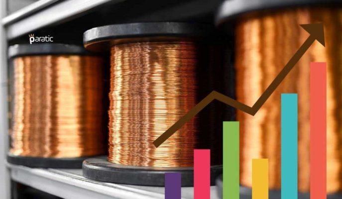 Bakır Fiyatları Rekor Seviyelerde Gezinirken, Yükselişin Süreceği Öngörüldü