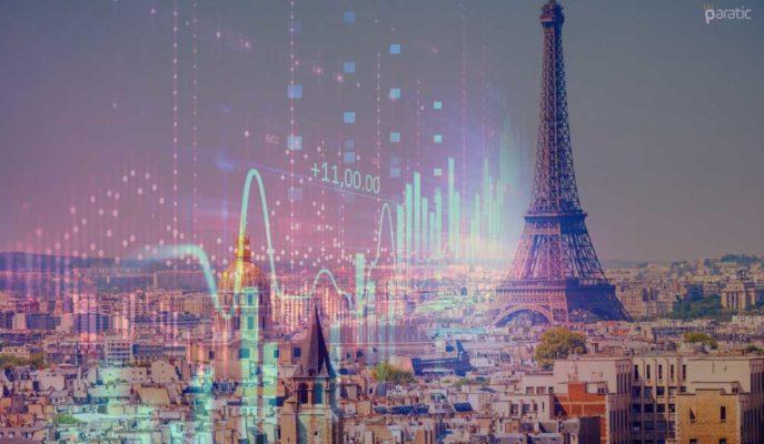 Beş Gündür Kazançla Açılan Fransız Borsa Endeksi 21 Yılın Yükseğine Yaklaştı