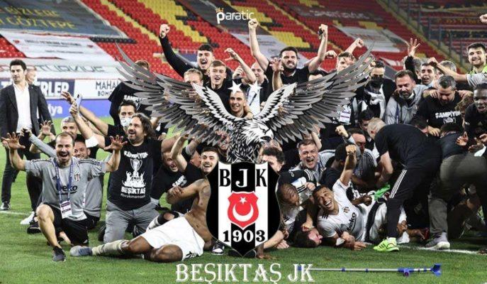 Süper Lig Şampiyonu Beşiktaş, Borsada Yıllık %340 Kazandırdı