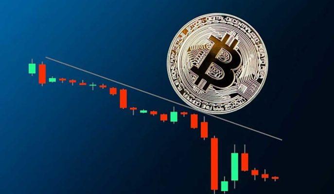 Bitcoin Trend Desteğini Kırdı ve 40 Bin Doların Altına Geriledi