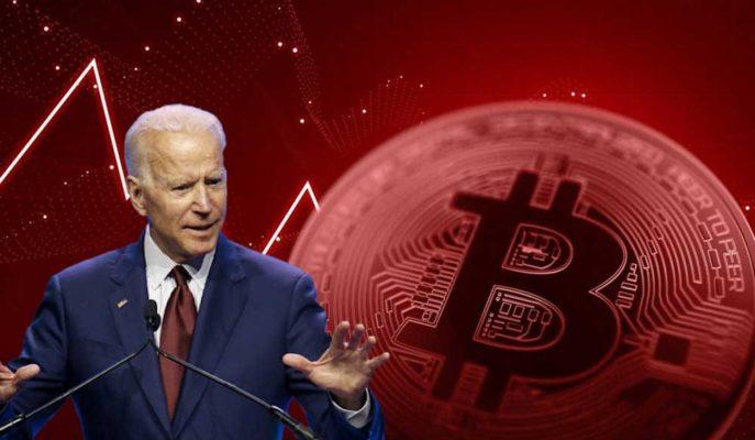 Bitcoin 40 Bin Dolar Mücadelesini Sürdürürken Biden 6 Trilyon Dolar Bütçe Önerdi